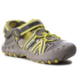 Geox Kyle C (grey/lime)