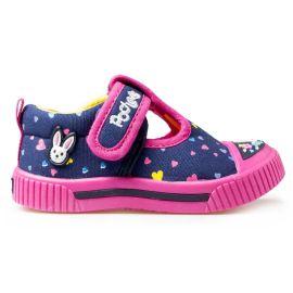Podler Bunny (Navy/Pink)