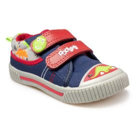 Podler Dinos (Navy/Red)