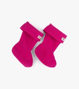 Hatley Magenta Boot Liners