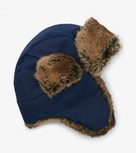 Hatley Trapper Hat (faux fur)