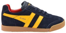 Gola Harrier Lace (navy/sun/red)