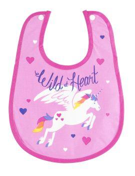 Hatley Unicorn Bib
