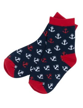 Hatley Anchor Socks