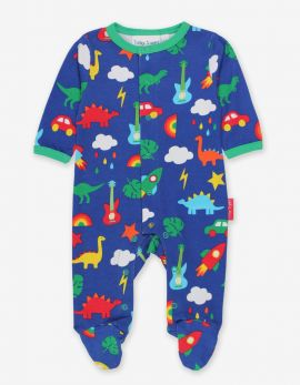 Toby Tiger Baby Grow (playtime mix)