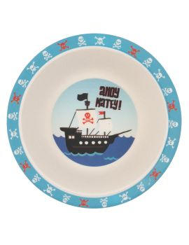 Hatley Pirate Bowl