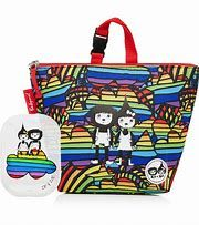 Babymel ZIp & Zoe Rainbow Insulated Lunch Bag