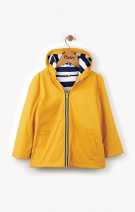 Hatley Splash Jacket (Yellow/Navy)