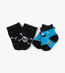 Hatley Baby Socks (treasure island)