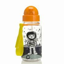 Babymel Zip & Zoe Spaceman drinking bottle with straw