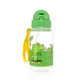 Babymel Zip & Zoe Water Bottle (Dylan Dino)