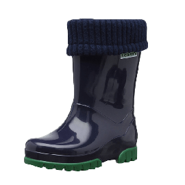 Term Wellies (navy)