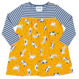 Kite Cats and Dogs Dress (Organic Cotton)