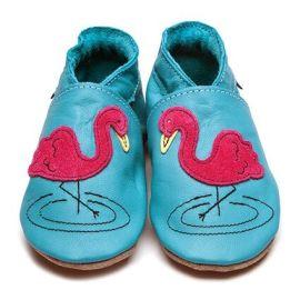 Inch Blue Flamingo (turquoise)