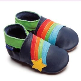 Inch Blue Rainbow Star (navy)