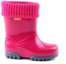 Term Wellies (pink)