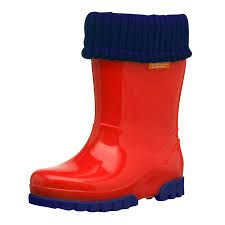 Term Wellies (red)