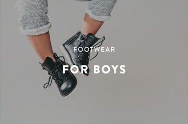 Boys Footwear 123